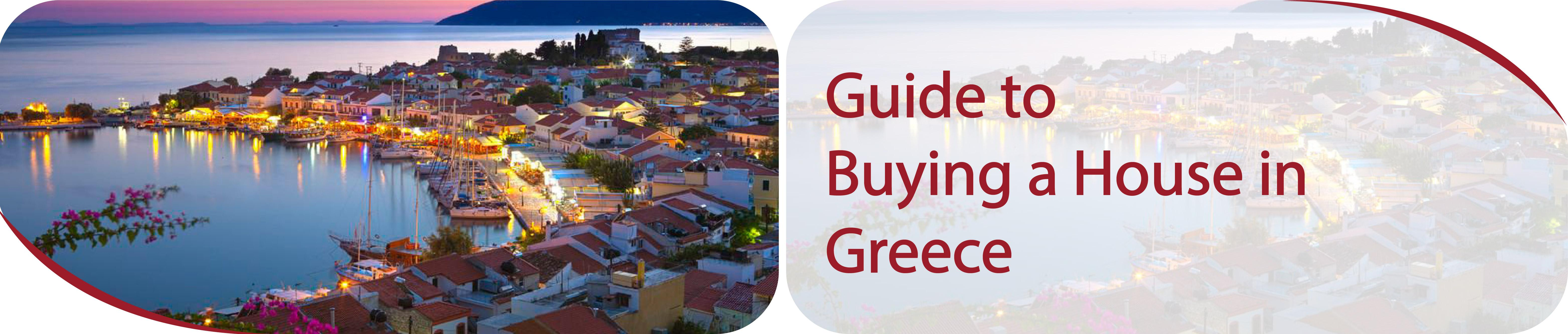 buying a house in greece